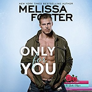 Only for You (Sugar Lake, Book Two) AUDIOBOOK narrated by John Lane