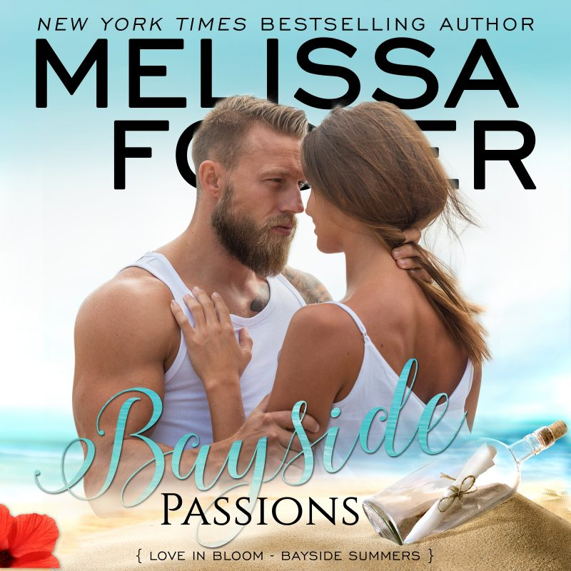 Bayside Passions (Bayside Summers, Book Two) AUDIOBOOK narrated by B.J. Harrison