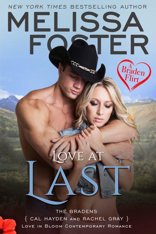 Love at Last (A Braden Flirt)