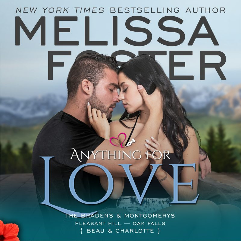 Anything For Love – The Bradens & Montgomerys (Pleasant Hill – Oak Falls) AUDIOBOOK narrated by Ava Erickson and Zachary Webber