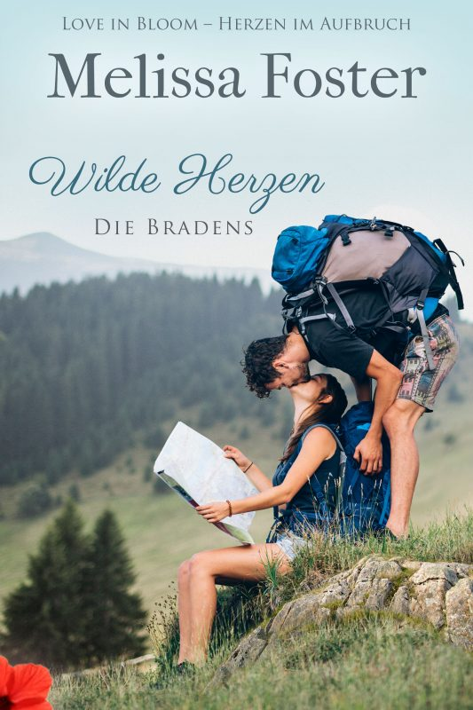 Wilde Herzen (Die Bradens at Peaceful Harbor, Band 6)