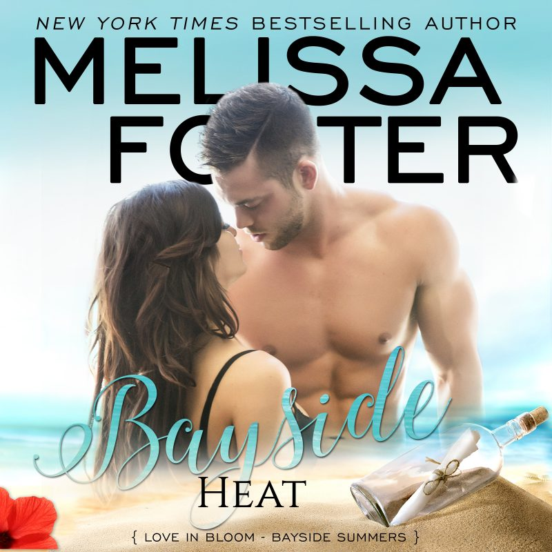 Bayside Heat (Bayside Summers, Book Three) AUDIOBOOK narrated by Ava Erickson and Aiden Snow
