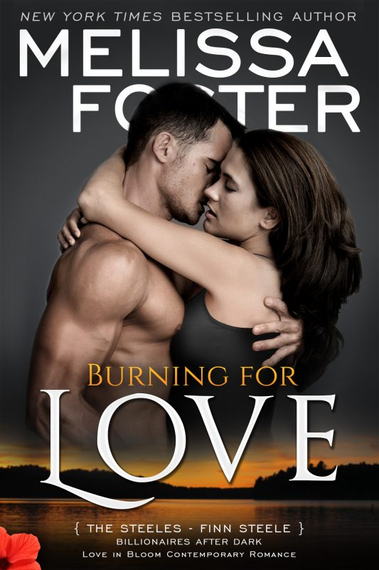 Burning For Love – The Steeles