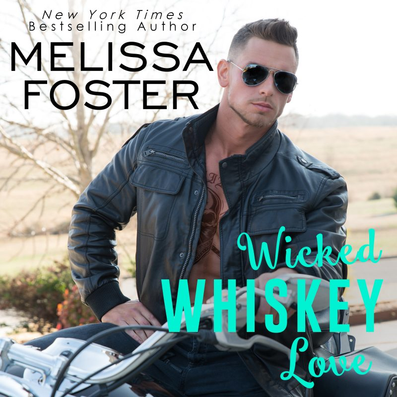 Wicked Whiskey Love AUDIOBOOK narrated by Erin Mallon and Zachary Webber