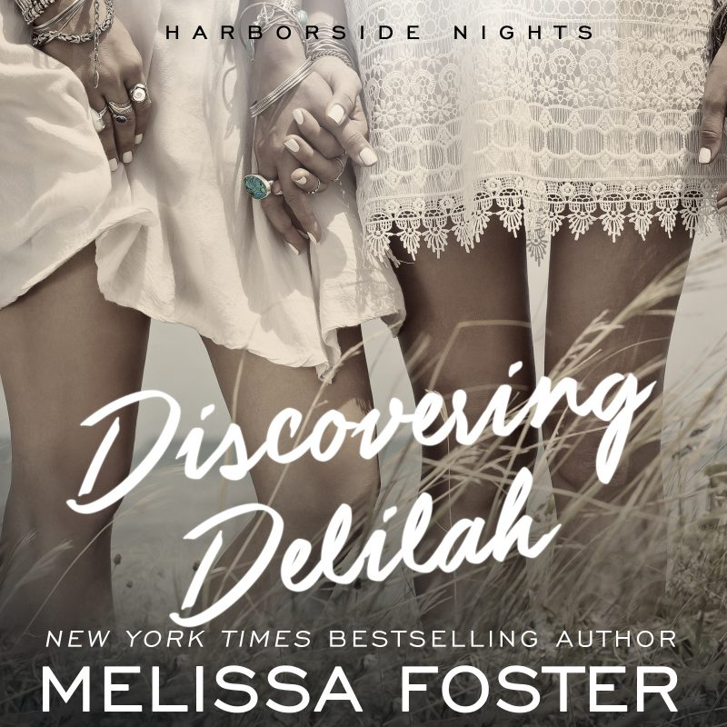 Discovering Delilah (Harborside Nights, Book Two) AUDIOBOOK narrated by Andi Arndt and Ava Erikson