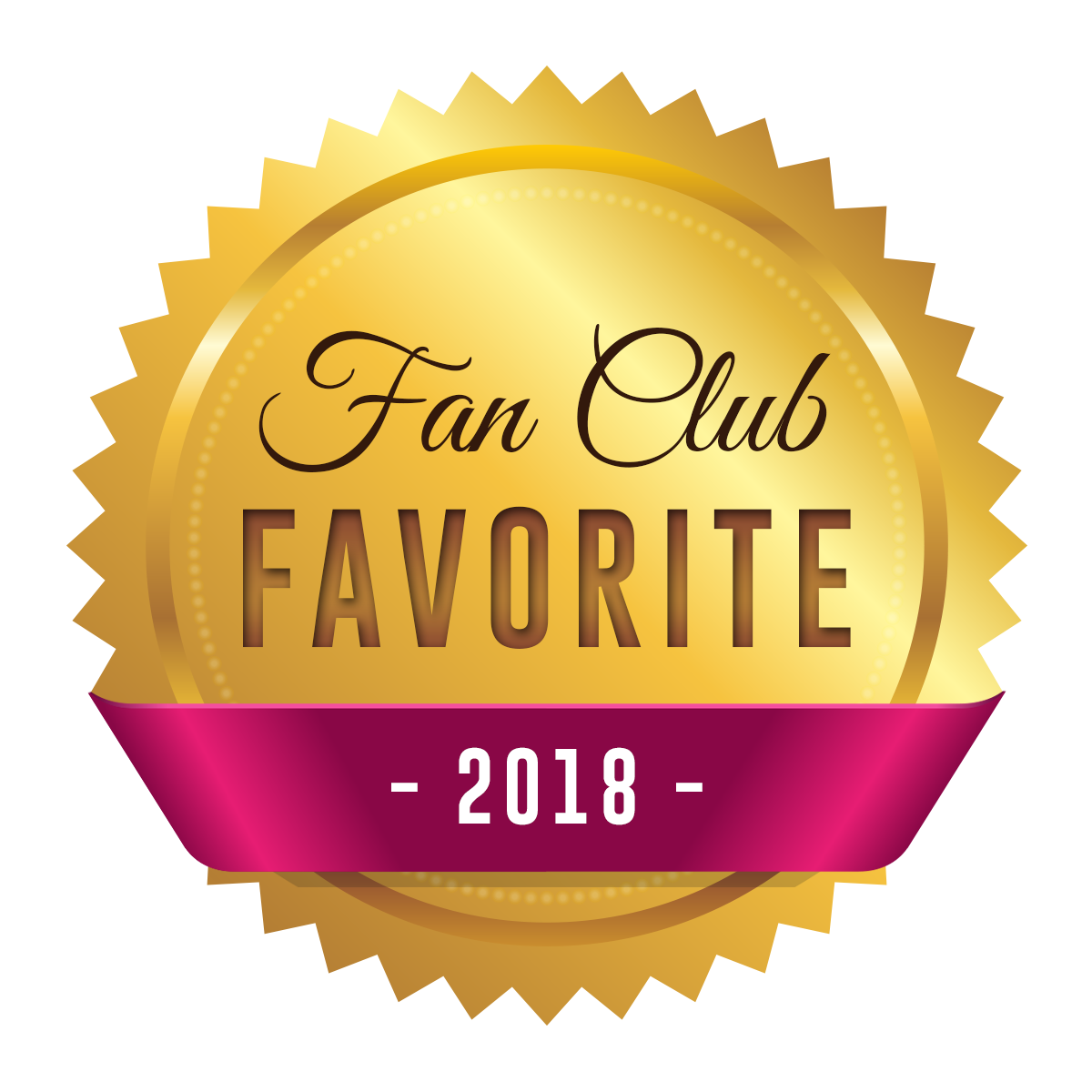 Fan Club Favorite 2018