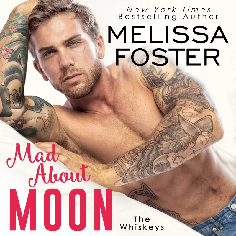 Mad About Moon AUDIOBOOK narrated by Devra Woodward and Jacob Morgan