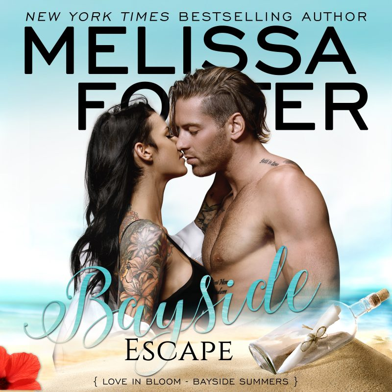 Bayside Escape (Bayside Summers, Book Four) AUDIOBOOK narrated by Devra Woodward and Aiden Snow