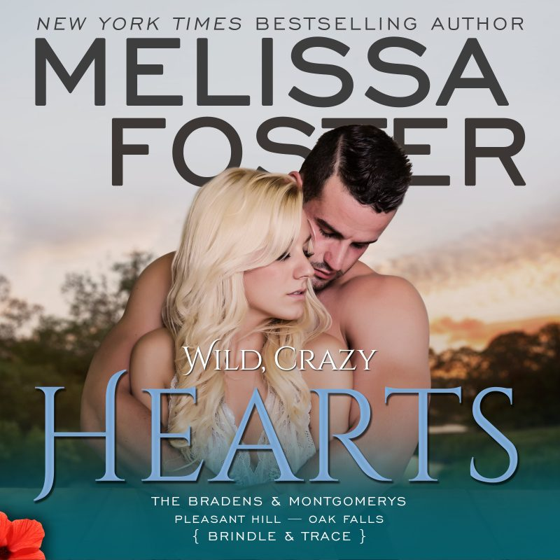 Wild, Crazy Hearts – The Bradens & Montgomerys (Pleasant Hill – Oak Falls) AUDIOBOOK narrated by Savannah Peachwood and Brian Pallino