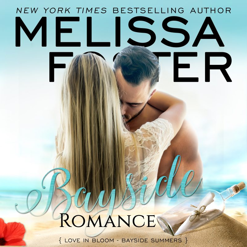 Bayside Romance (Bayside Summers, Book Five) AUDIOBOOK narrated by Savannah Peachwood and Jacob Morgan