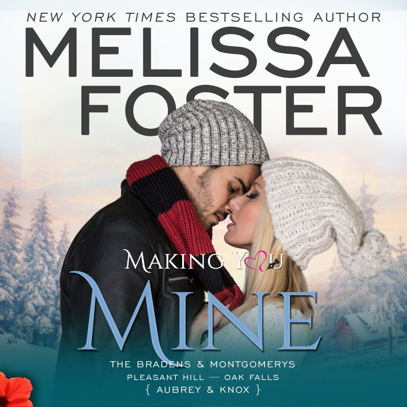 Making You Mine – The Bradens & Montgomerys (Pleasant Hill – Oak Falls) AUDIOBOOK narrated by Andi Arndt and Jason Clarke