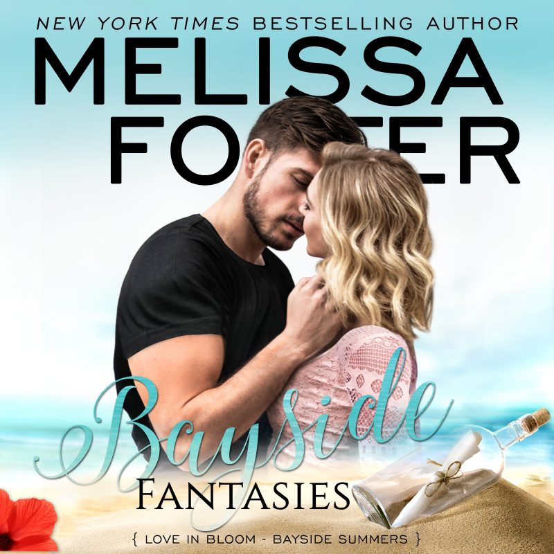 Bayside Fantasies (Bayside Summers, Book Six) AUDIOBOOK narrated by Andi Arndt and Aaron Shedlock