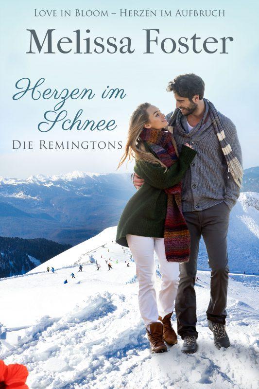 Herzen im Schnee (Die Remingtons, Band 4)