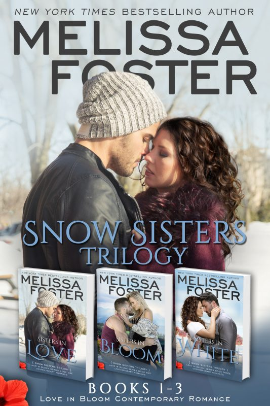Snow Sisters (Books 1-3 Boxed Set ) – $5.99