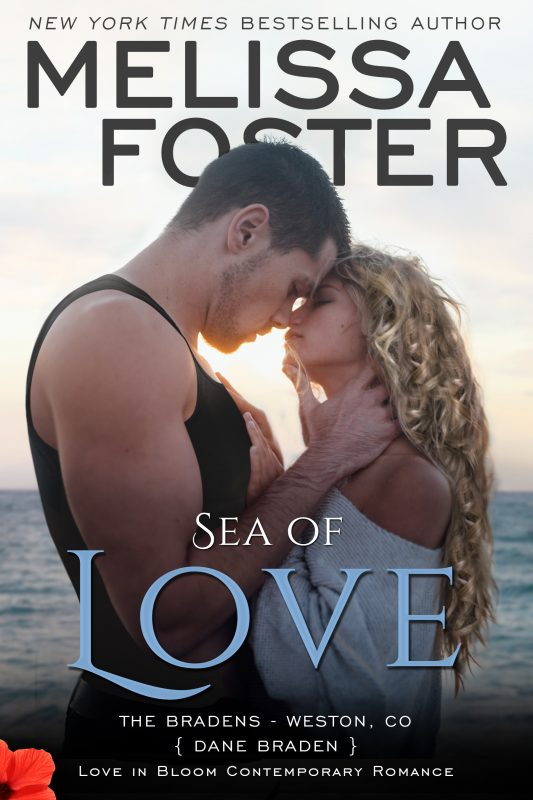 SEA OF LOVE (The Bradens, Book Four)