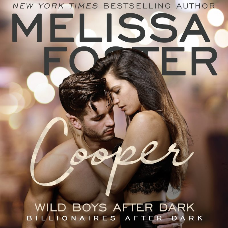 Wild Boys After Dark: Cooper (Billionaires After Dark, Book Four) AUDIOBOOK narrated by Paul Woodson