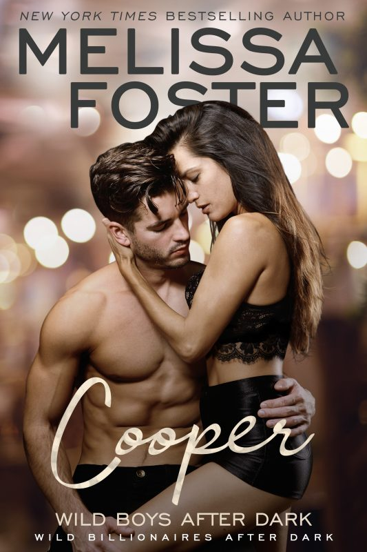 Wild Boys After Dark, Book Four (Cooper Wild)