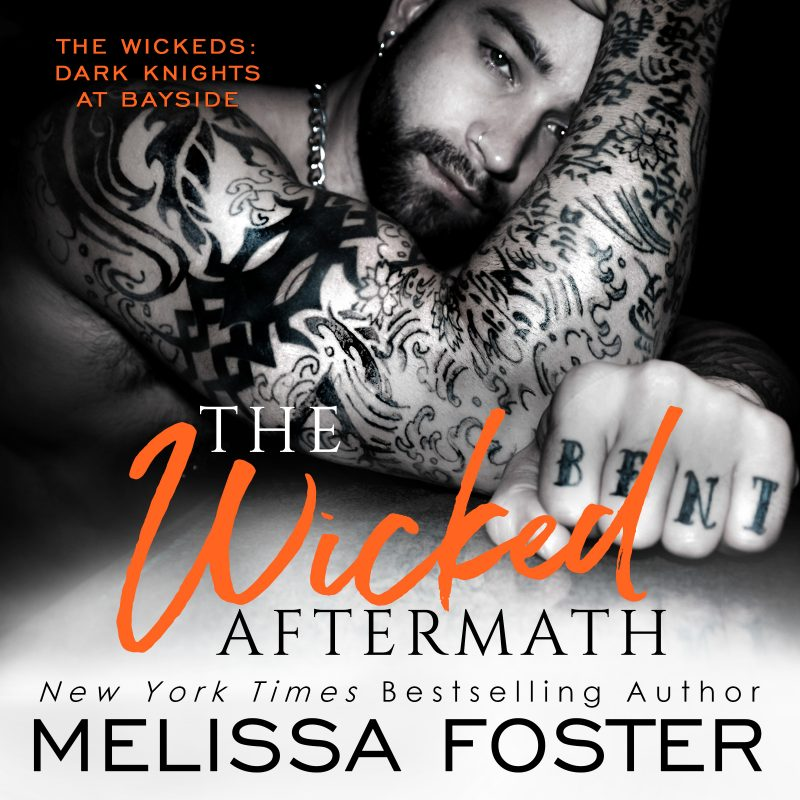 The Wicked Aftermath AUDIOBOOK, narrated by Jennifer Mack and Aiden Snow