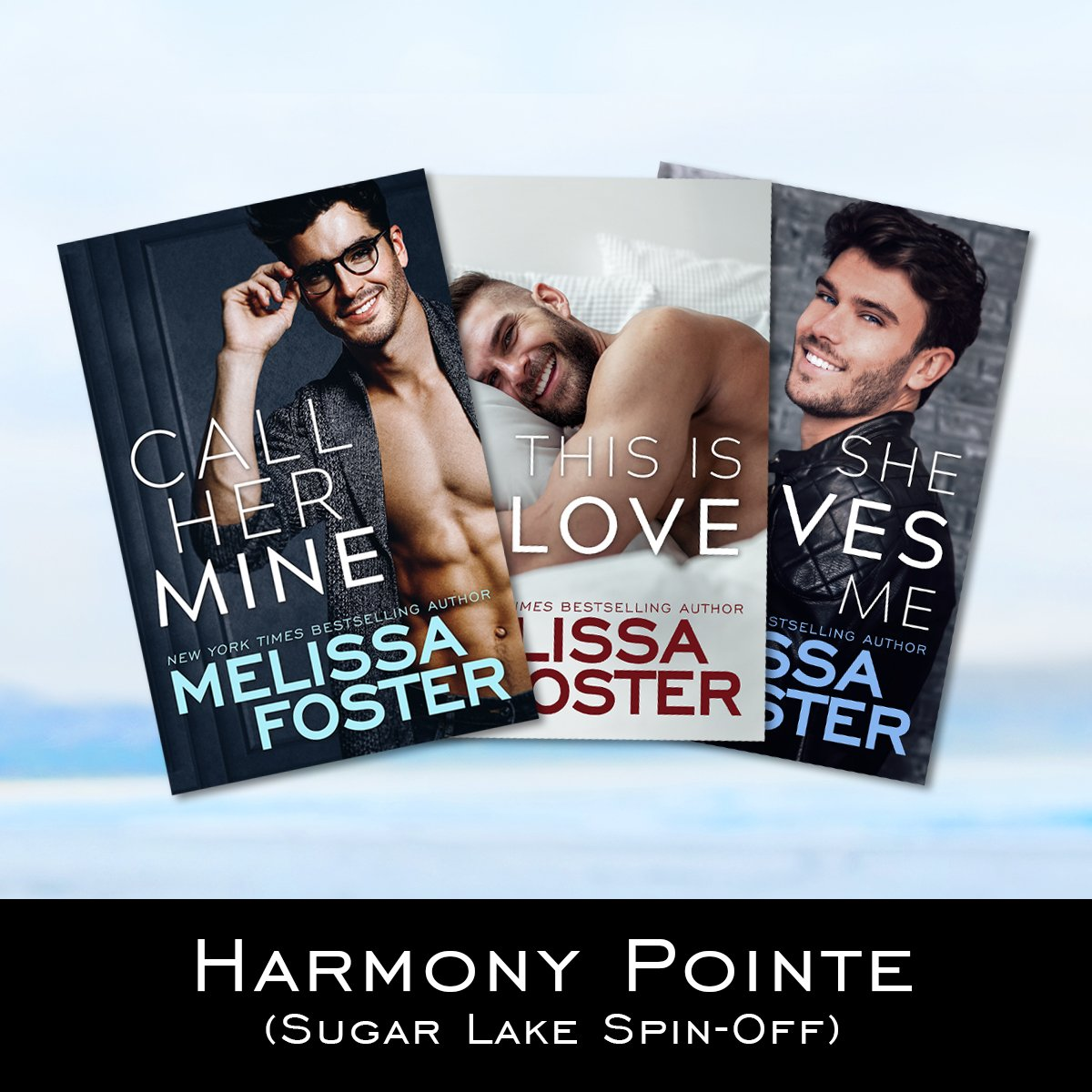 Sugar Lake Series by Melissa Foster