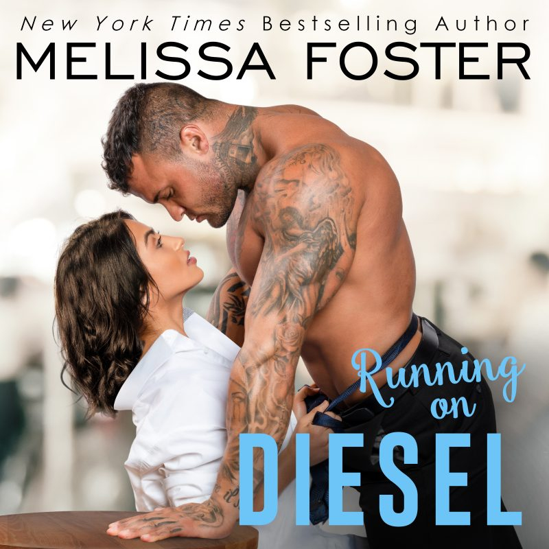 Running on Diesel AUDIOBOOK