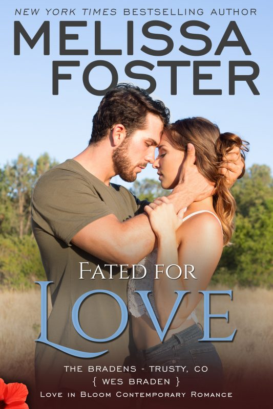 Fated for Love (The Bradens at Trusty, CO)