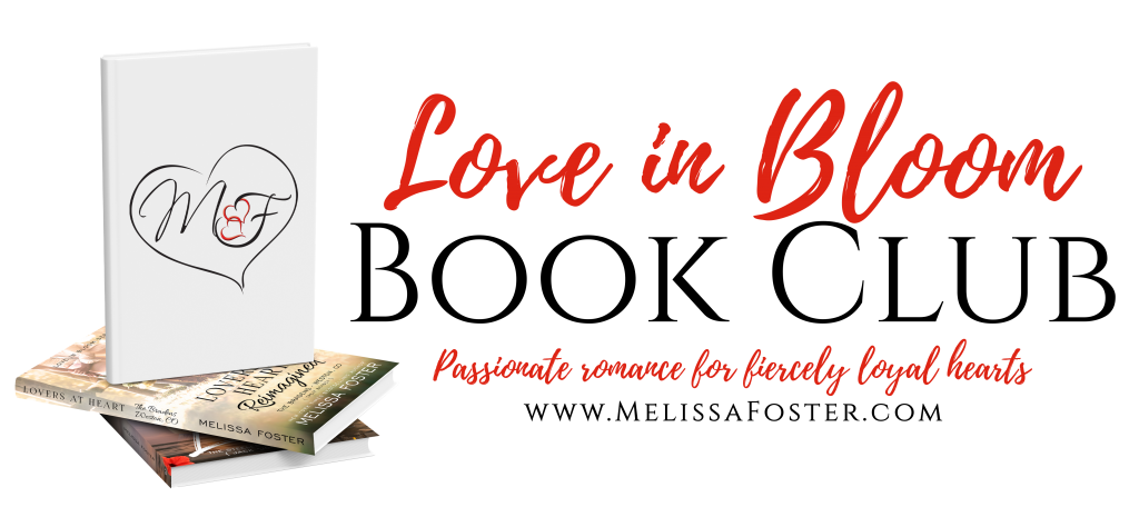 Love in Bloom Book Club