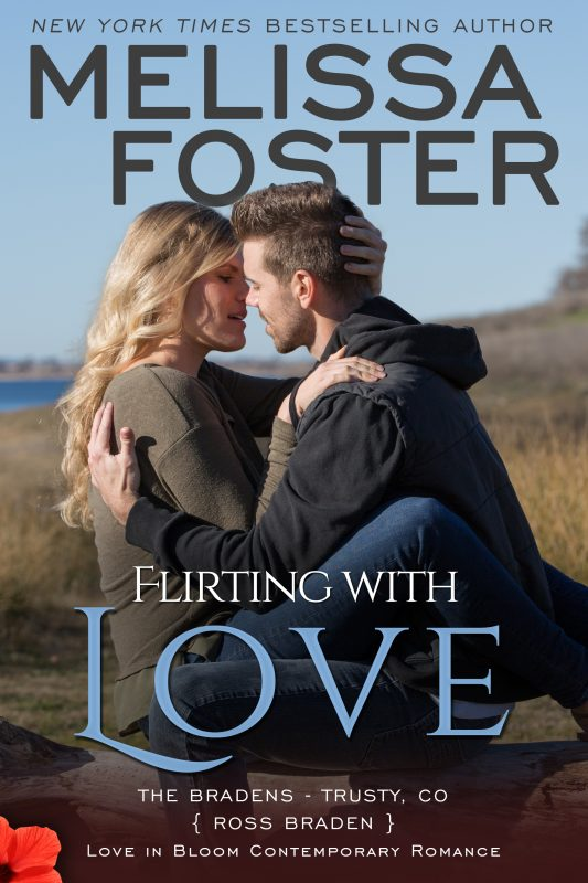 Flirting with Love (The Bradens at Trusty, CO)