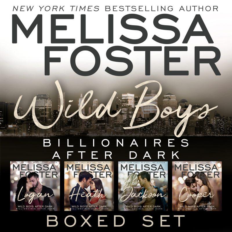 Wild Boys After Dark AUDIOBOOK Boxed Set (Billionaires After Dark)