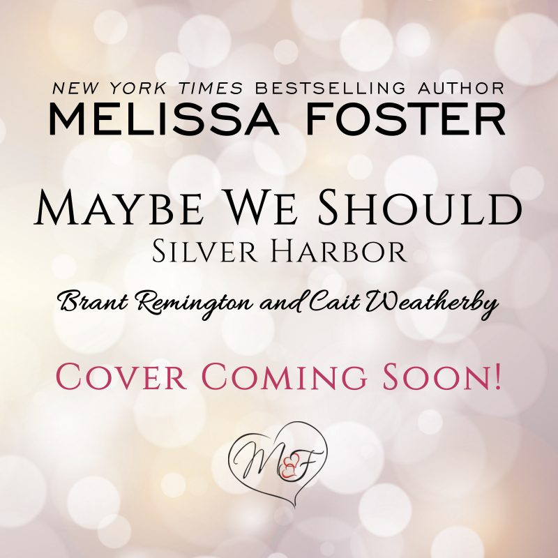 Maybe We Should (Silver Harbor) AUDIOBOOK