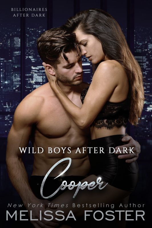 Wild Boys After Dark, Book Four (Cooper Wild)