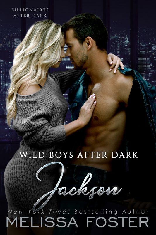 Wild Boys After Dark, Book Three (Jackson Wild)