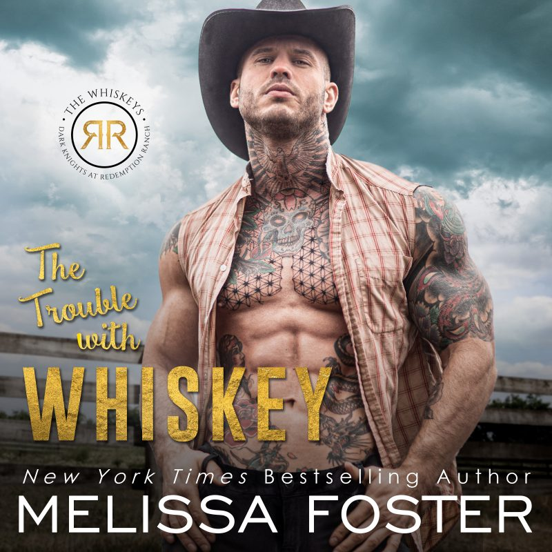 The Trouble with Whiskey AUDIO BOOK