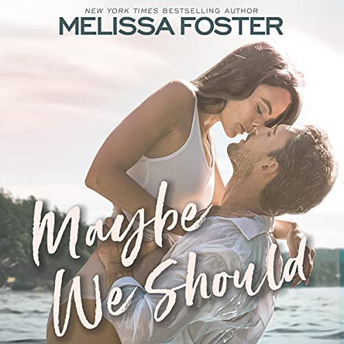 Maybe We Should (Silver Harbor) AUDIOBOOK, narrated by Aaron Shedlock and Savanna Peachwood