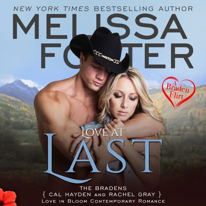 Love at Last (A Braden Flirt) AUDIOBOOK narrated by Lance Greenfield and Ava Erickson