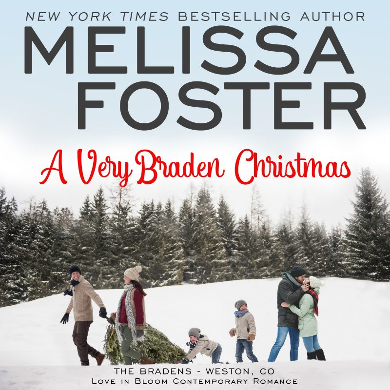 A Very Braden Christmas AUDIOBOOK narrated by Lance Greenfield