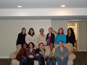 Book CLub Pic Marla Knoxville